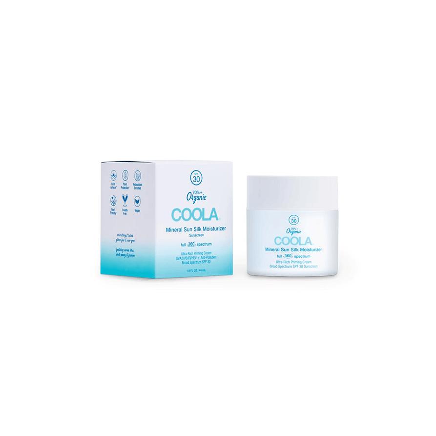 coola mineral sunscreen moisturiser