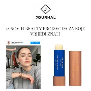 JOURNAL - 12 novih beauty proizvoda