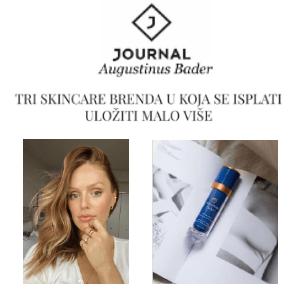 Journal - 3 skincare brenda
