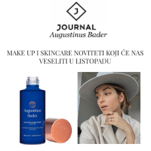 Journal - make up i skincare noviteti