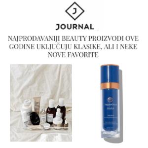Journal - Najprodavaniji beauty proizvodi