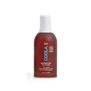 sunless tan dry oil mist 100 ml