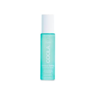 the lab coola brand makeup setting sunscreen spray